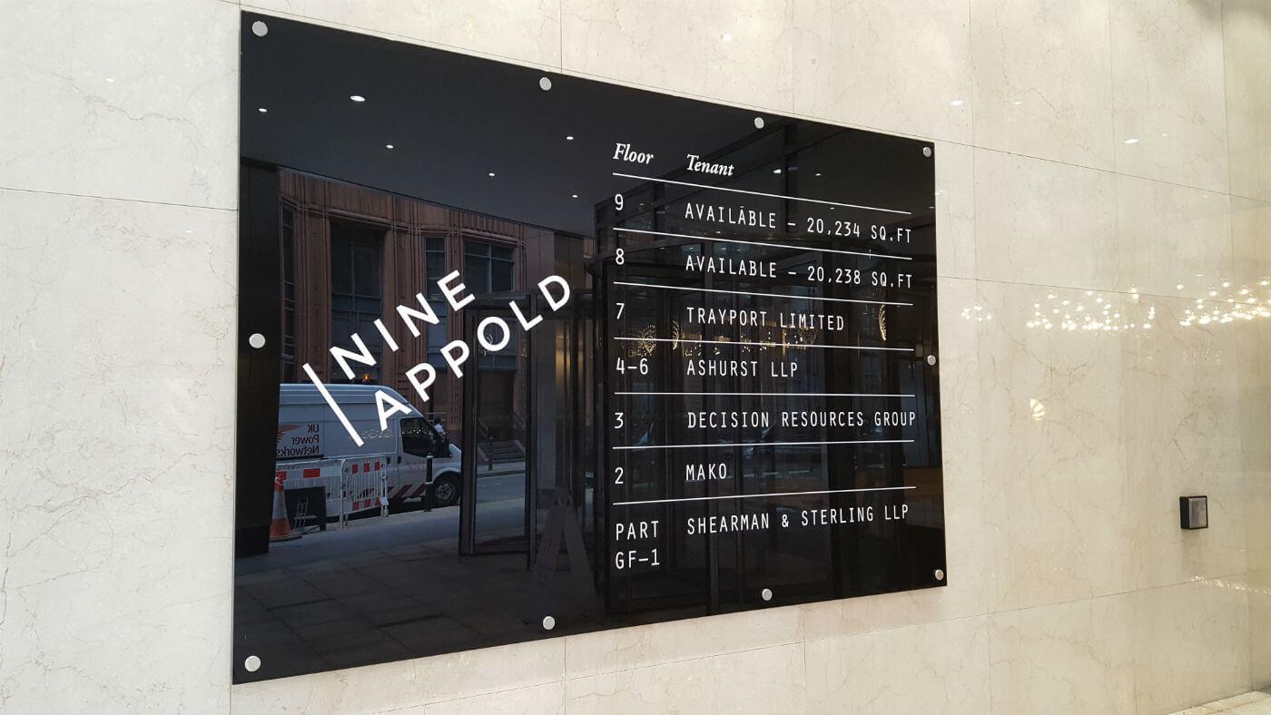 rebranding of Broadgate Quarter - a landmark building in the heart of London