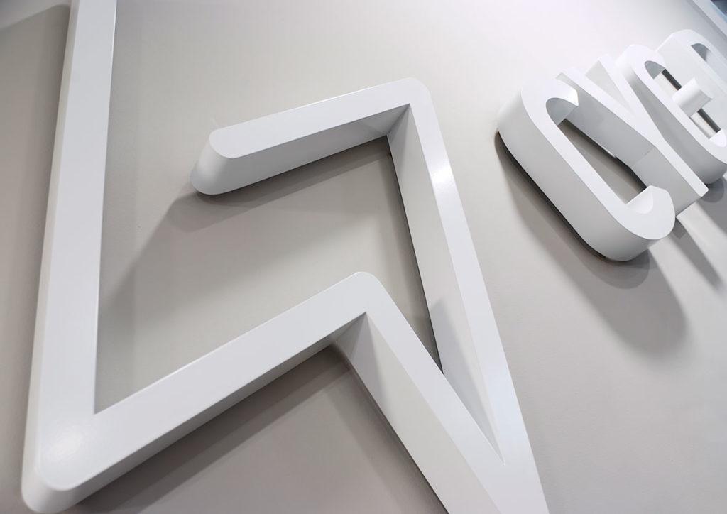 CYC:D Fitness Studio branding