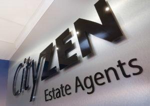 London Estate Agents Office Renovation Cityzen