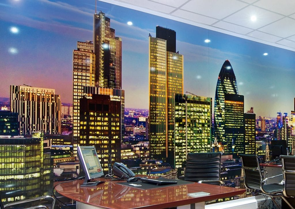 London Estate Agents Office Renovation Cityzen
