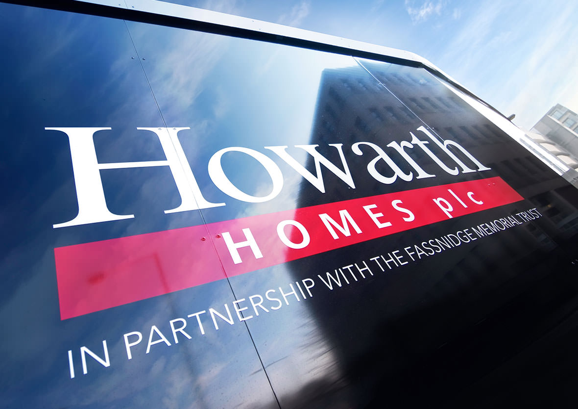Howarth homes new homes marketing suite