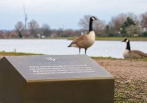 Navigating a smooth path through Walthamstow Wetlands