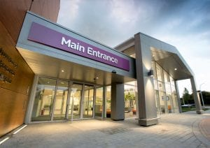 Form and function in harmony for hospital's new wayfinding signage
