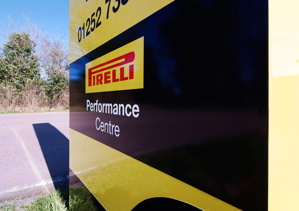 Merityre Tyre Specialist branding roll-out