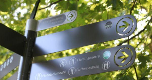 Amsterdam Wayfinding Signage