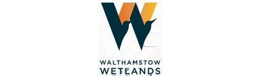 Walthamstow Wetlands Signage