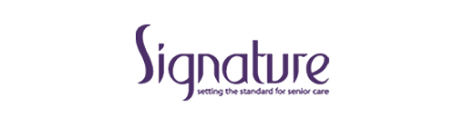 signature setting the standard for senior care