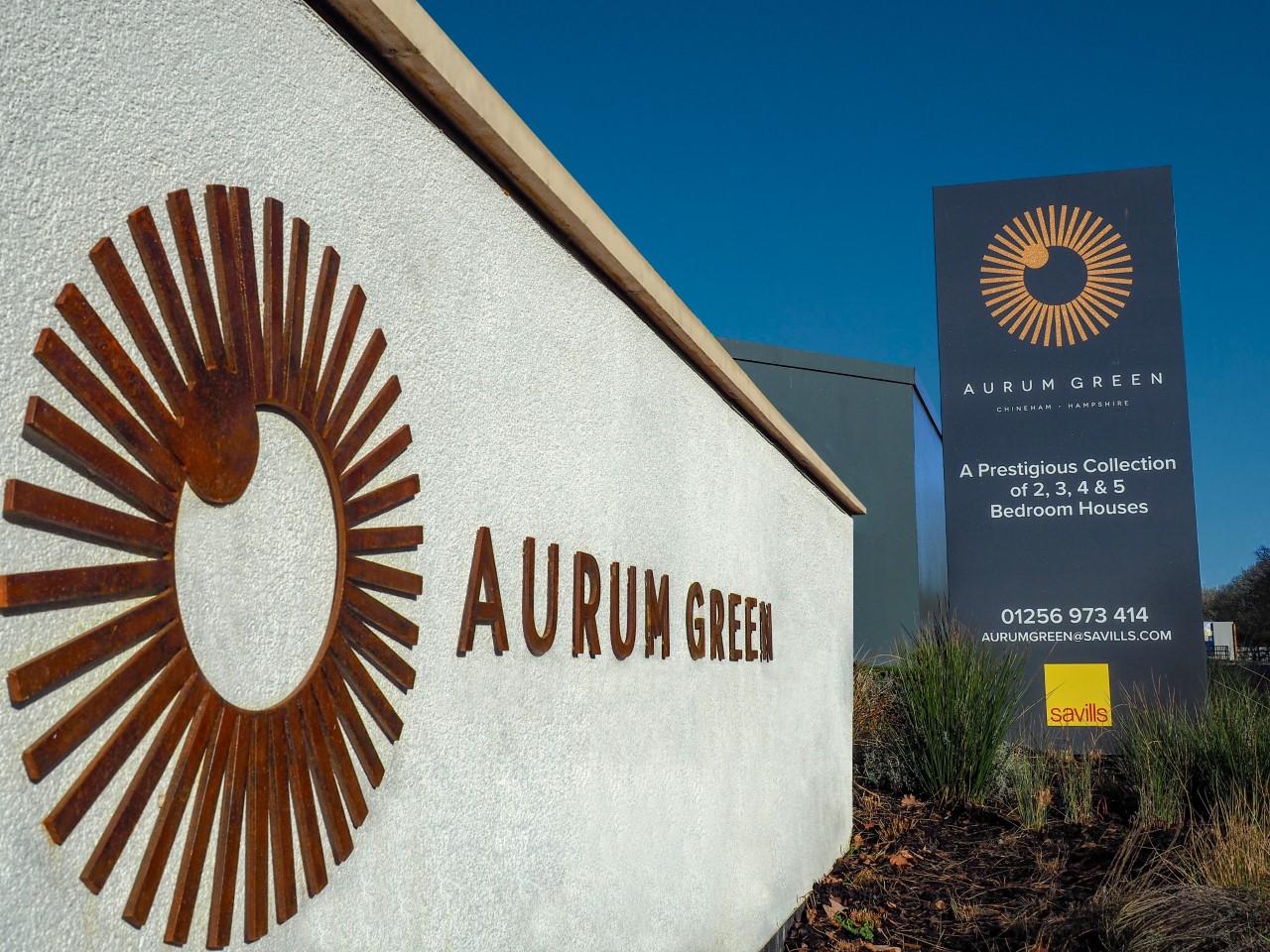 Aurum Green Chineham Hampshire